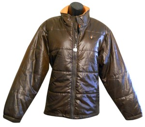 South Pole Collection Winter Jacket Pleather New Coat