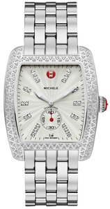 Michele NEW Urban Diamond, Diamond Dial MWW02T000001 Large Ladies Watch