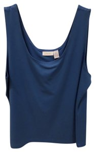 Chico's Top Bristol Blue