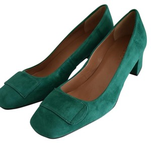 Talbots Windsor green Pumps
