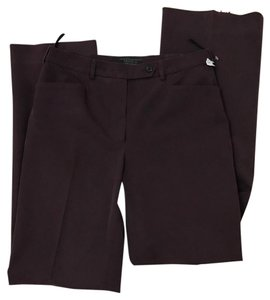 Prada Straight Pants Plum