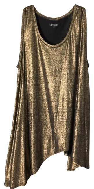 Item - Holiday Gold and Black Top