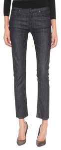 Citizens of Humanity Dark Rinse Straight Leg Jeans-Dark Rinse