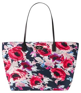 Kate Spade New York Tote in Blurry Floral