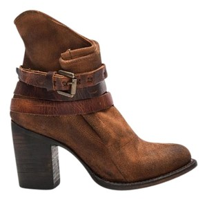 FreeBird Brand New Tan Suede Boots