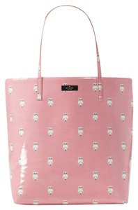Kate Spade New York Tote in Painterly Owl Print