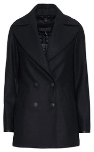 Rag & Bone Blue Women's Blue Token Pea Coat