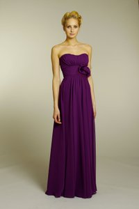Jim Hjelm Plum 5180 Dress