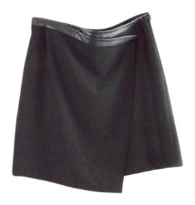 Trouvé Mini Skirt BLACK