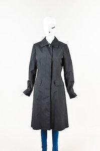 Loro Piana Nylon Hidden Trench Coat