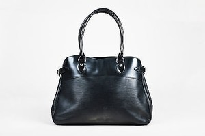 Louis Vuitton Epi Tote in Black
