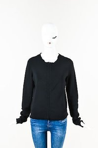 Gucci Knit Hook And Eye Sweater