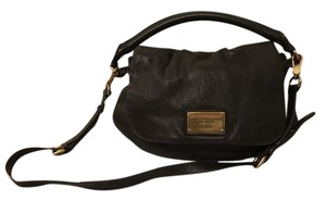 Marc by Marc Jacobs Jacob Leather Tote in Dark brown