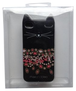 Max and Cleo New Max & Cleo Iphone 4/4s phone case Cat Kitty Kitten