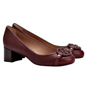 Tory Burch Oxoblood ( burgundy) Pumps