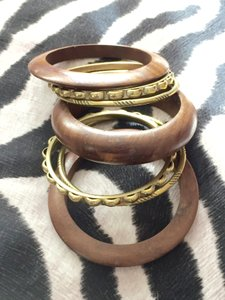 South Moon Under South Moon Under 5 Bangle Bracelets