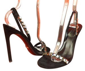 Gucci Black Diamond Nero Sandals