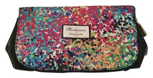 Shoshanna Multi-Color Clutch