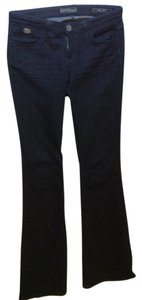Guess Flare Leg Jeans-Dark Rinse
