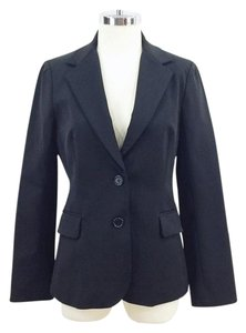 Theory Classic Double Button Black Blazer