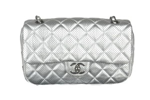 Chanel Classic Calfskin Shoulder Bag