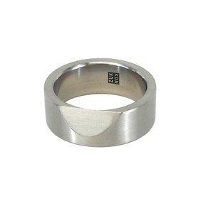 Konzuk Concrete Dented Ring