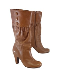 Chie Mihara Cognac Boots
