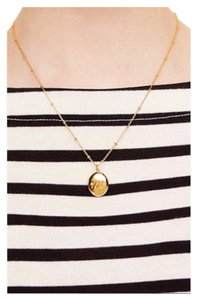Kate Spade KATE SPADE Initial 'Q' Pendant Necklace