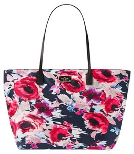 Kate Spade Tote in blurry floral