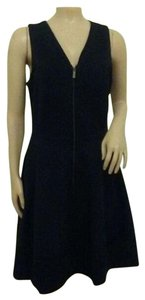 Vince Camuto Zipper Thick Dress