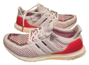 adidas White/red Athletic