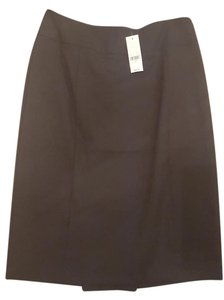 New York & Company Skirt Black