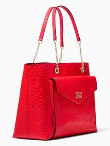 Kate Spade Tote in pillbox red