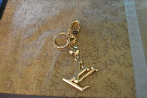 Louis Vuitton Louis Vuitton Facettes Bag Charm/Key Holder Exc In Box