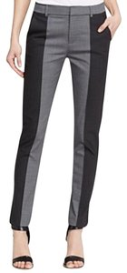 Vince Relaxed Pants Black/Gray