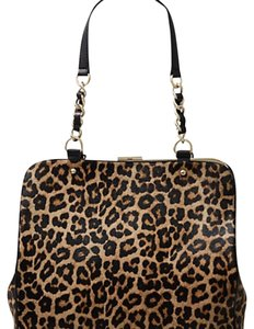 Kate Spade Satchel in Grey Point Leopard
