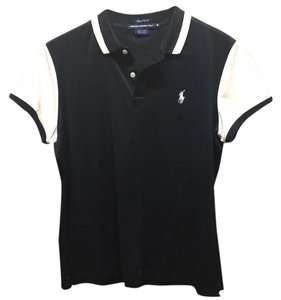 Ralph Lauren Top Black and White