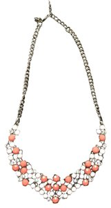 J.Crew JCrew Coral Statement Necklace