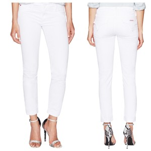 Hudson Jeans Straight Leg Jeans-Light Wash