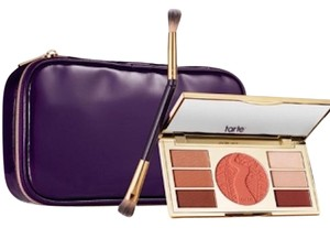 Tarte Tarte Palette & Brush & Cosmetic Bag