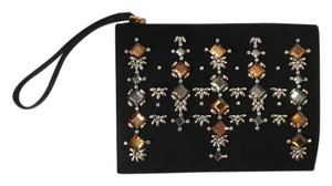 Marni Black Clutch