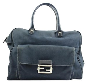 Fendi Boston Satchel