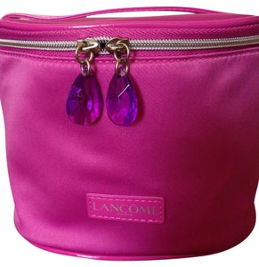 Other New Lancome cosmetic bag with handle