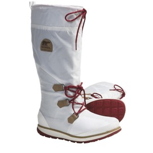 Sorel Snow Winter White Boots
