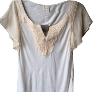 Anthropologie Top White