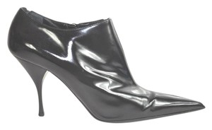 Prada Pointed Toe Black Boots
