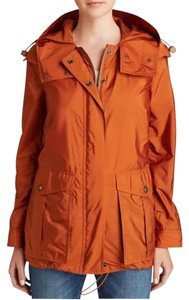 Burberry Brit Burberry Burberry Parka Orange Rain Coat Burberry Trench Jacket