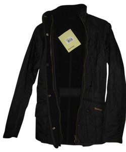 Barbour Nwt Size 4 Black Jacket