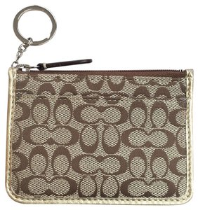 Coach Key Carrying Wallet