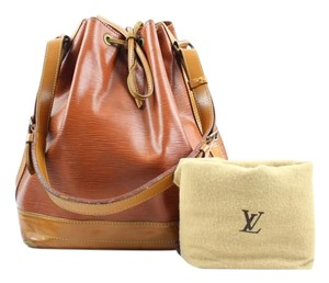 Louis Vuitton Hobo Limited Edition Special Order Drawstring Bucket Shoulder Bag